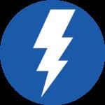 lightning-circle